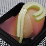 天神餅 - 上生菓子「昔話し」