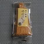 天神餅 - 灯台最中:130円