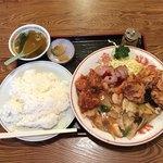 昇仙 - 昇仙ランチ  ¥830   ライス大+¥150