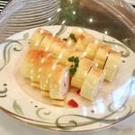 ル・トリアノン - イチゴのロールケーキ