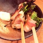 にぎわい酒場 居酒屋 万 - 野菜串焼き