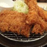 松乃家 - ロースかつ&エビフライ