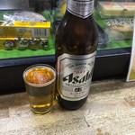 ナカジマ酒店 - 大瓶ビール