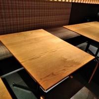 ボンサルーテカブキ-[内観] 店内 テーブル席