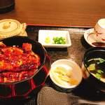 日本料理 黒潮 - ひつまぶし御膳 1480円