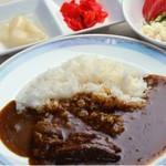 天然美景ビュースカイラウンジ - 日本一づくし蔵出しカレー