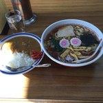 みやご食堂 - 中華そばとミニカレー