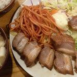 一木 - 角煮定食 税込700円 1枚目