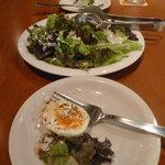 Sechi bar - サラダ