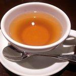 トラットリア ラ・スカルペッタ - 珈琲と紅茶は100円!