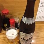 都庵 - 瓶ビール