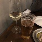 goffo - ビール&白ワイン