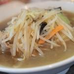 湯麺戸塚 - タンメン