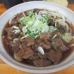 今浪うどん - 【肉肉うどん(中) 850円】
