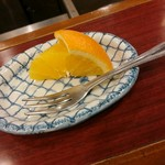 串の豊 - デザート【2018.1】
