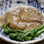 明道町中国菜 一星 - 毛鹿鮫のフカヒレ
