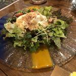 79818390 - 豆腐サラダ