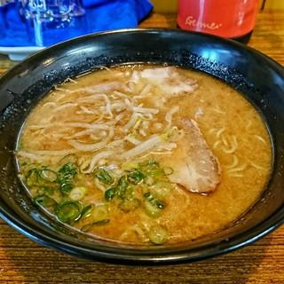 たちばな - 料理写真:元祖豚系ラーメン[¥600]