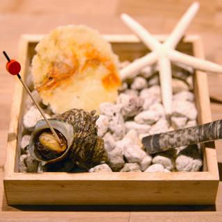 惚れ込んだ日本の食材で、素材の味を生かした北欧の食文化を表現