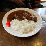 篝 - 南インド風カレー(大きめ野菜とマイルドソース)