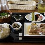 レストラン サティスファクション - 播州一汁二菜ランチ