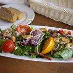レストラン サティスファクション - 20品目のトスランチ