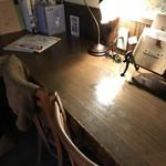 自家焙煎コーヒーcafe・すいらて - 今回、撮影許可のいただけるギリギリです(2018.1.23)