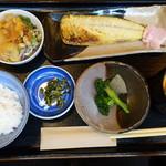 逢坂料理 浪きり屋 - さば味噌漬け(焼き) 800円