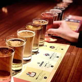 ★BEERが好きな方オススメ!選べるクラフトビール!!★