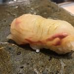 """第三春美鮨 - """"寒鮃"""" 2.8kg 釣 浜〆 青森県大間"""