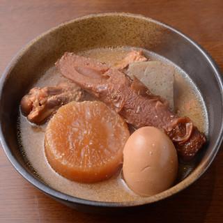 鹿児島味噌おでんはじめました♪