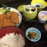 Washokutsukasa - 魚フライ定食780円税込
