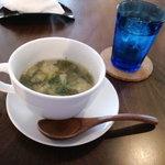 サンサンカフェ - スープ