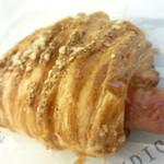 ブルディガラ エクスプレス - ウインナーの入ったデニッシュパン