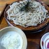 なめとこ山庵 - 料理写真:もり蕎麦