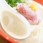 真鯛らーめん 麺匠渾身 - スープ
