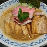 麺や 庄の - 2018年1月 濃厚チャーシュー盛らーめん 1050円