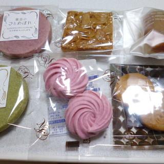 パティスリーカノン - 料理写真:購入した焼き菓子