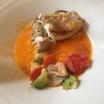 海鮮フランス料理 周 - 料理写真: