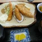 洋食屋 ふるまち - 料理写真:Aランチ コーヒー付 ¥800