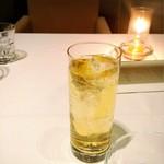 DINING ROOM IN THE MAIKO - ハイボールもいただいちゃいます♪ 濃いめで美味しい(*´艸`*)