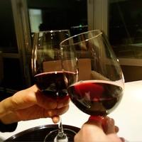 DINING ROOM IN THE MAIKO-またまた赤ワインで乾杯♪ ママン絶好調(๑°艸°๑)