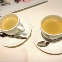 DINING ROOM IN THE MAIKO-想定外に美味しいコーヒーでした(๑°艸°๑)