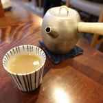まき埜 - ☆とろ~り蕎麦湯!(^^)!☆