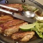 エラドゥーラ - 鶏肉のファヒータス