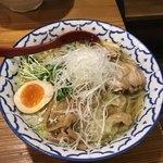 ラーメン武藤製麺所 - わんたん鶏塩めん