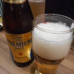 博多かわ屋 - 瓶ビール