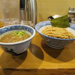 道玄坂 マンモス - 濃厚つけ麺(胚芽麺)