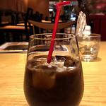 海老れんこん - アイスコーヒー