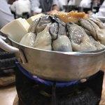 79845358 - 牡蠣みそ鍋②
